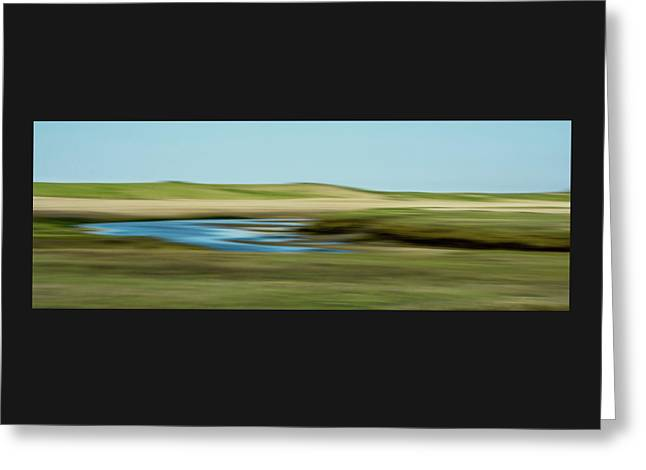 Sandy Neck Saltmarsh Greeting Card