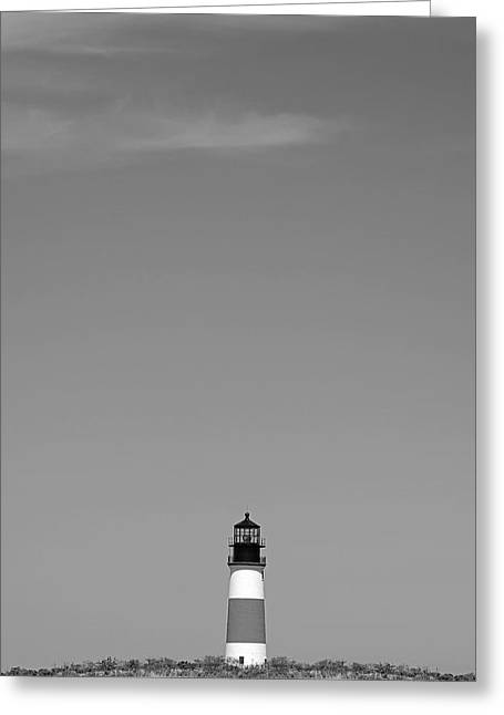 Sankaty Head Lighthouse Nantucket Greeting Card