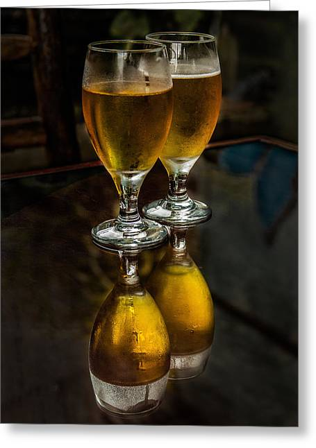 Santa Elena Beers Greeting Card