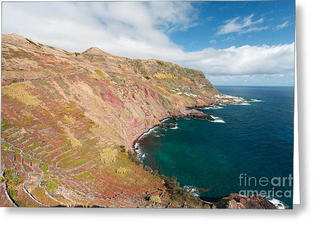 Santa Maria - Azores Greeting Card by Gaspar Avila