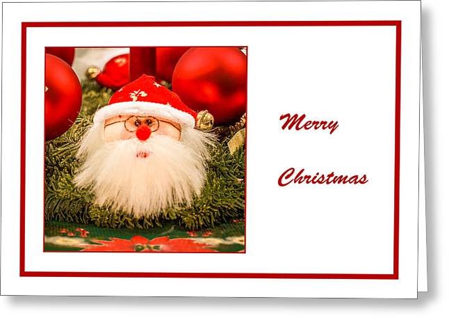 Christmas 1 Greeting Card by Mona Stut