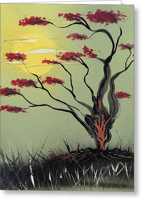 Sapling Greeting Card