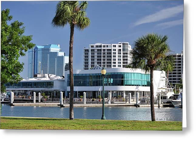 Sarasota Life 01 Greeting Card