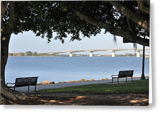 Sarasota Life 03 Greeting Card