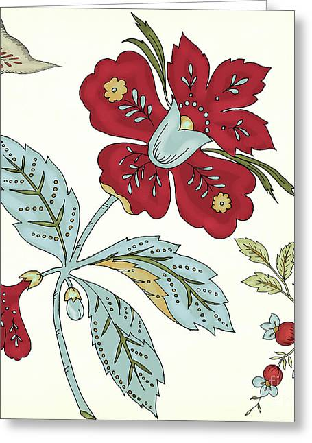 Sasha II Greeting Card by Mindy Sommers
