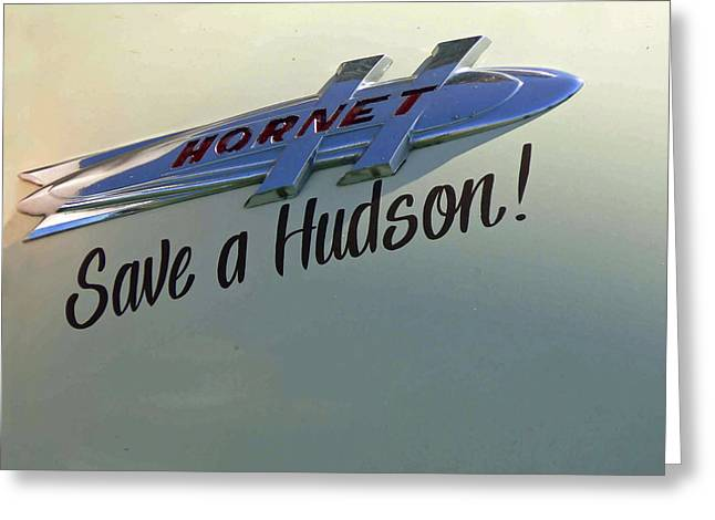 Save A Hudson Greeting Card