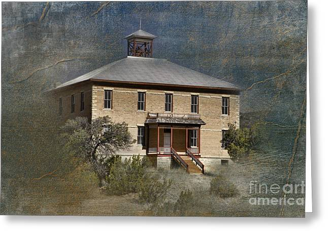 Schoolhouse Days Greeting Card