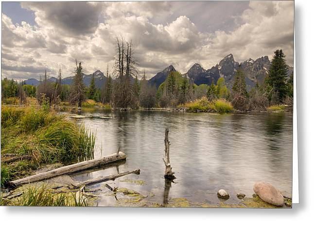Schwabachers Landing Greeting Card
