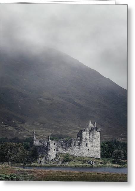 Scottish Castle Greeting Card