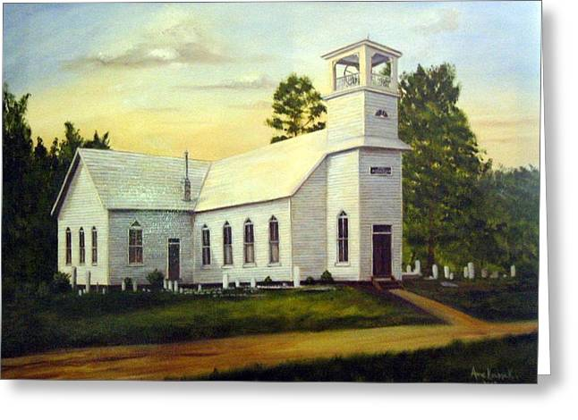Seaford Zion Methodist Church Greeting Card