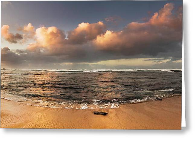 Seashore Splendour Greeting Card