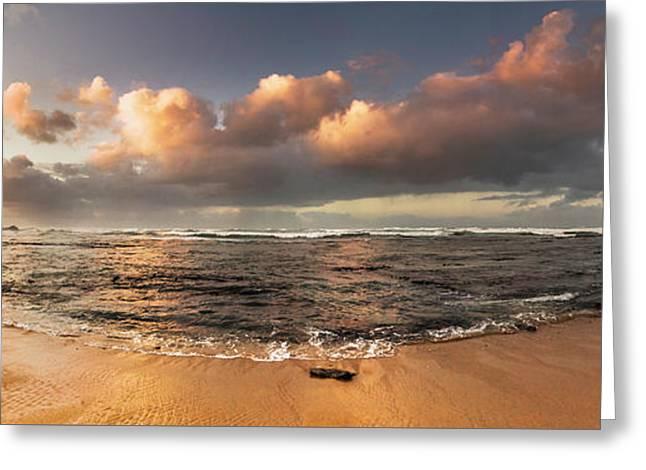 Seashore Splendour Greeting Card