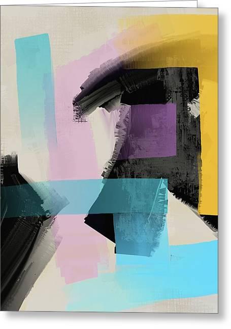 Greeting Card featuring the mixed media Secret Dreams by Eduardo Tavares