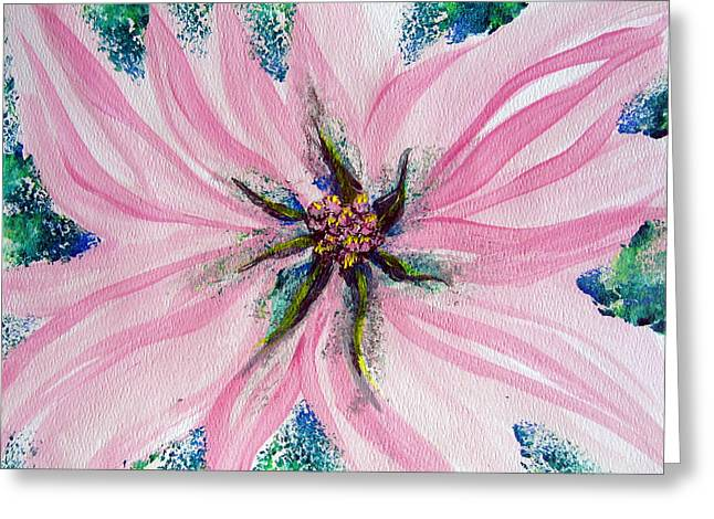 Secret Eye Of Faith II Greeting Card by Sarah Hornsby