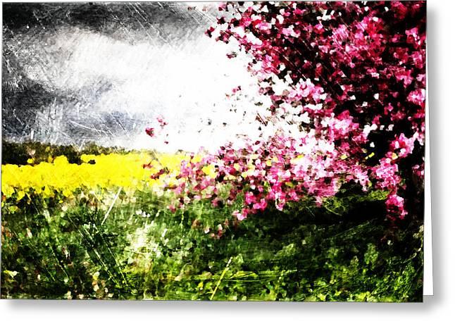 Goldilocks Greeting Cards - Secret Garden Greeting Card by Andrea Barbieri
