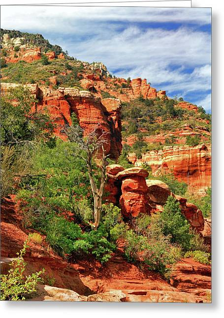 Sedona I Greeting Card