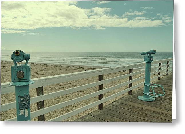 See Coast Greeting Card by JAMART Photography