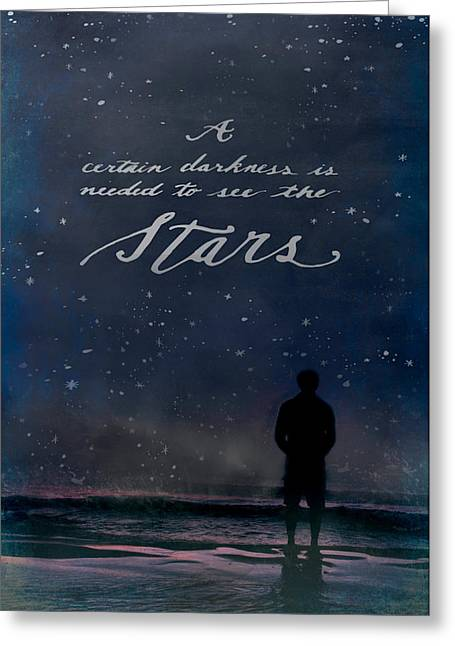 See The Stars Greeting Card