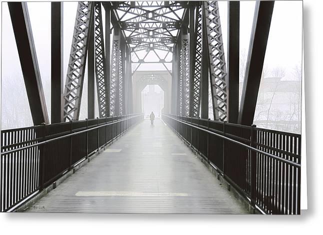 Septembers Bridge Greeting Card