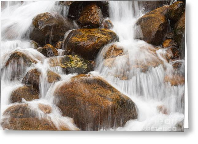 Serenity Central Greeting Card