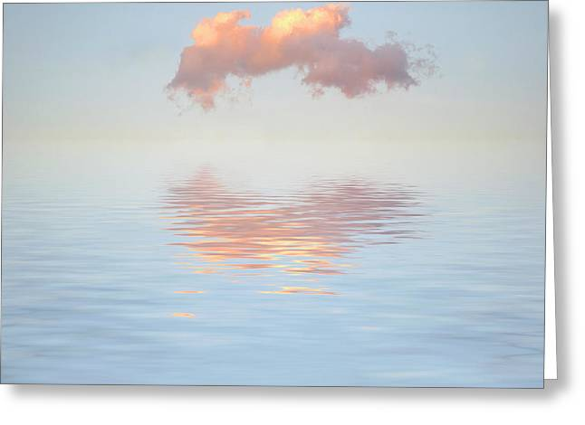 Serenity Now Greeting Card by Jerry McElroy