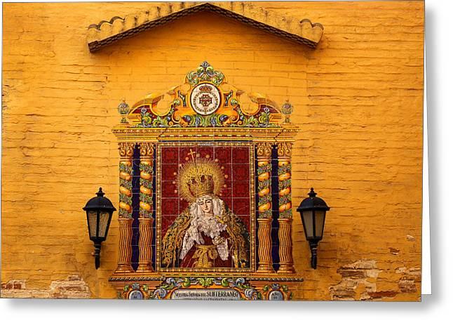Seville 14 Greeting Card