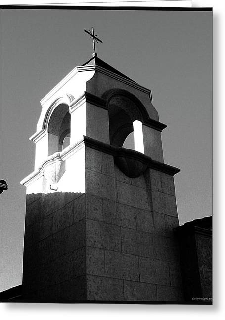 Shadows Of Truth Greeting Card by Glenn McCarthy Art and Photography