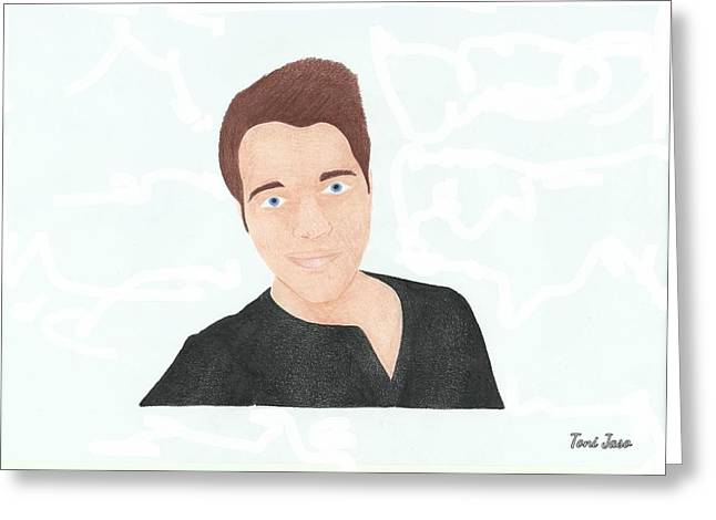 Shane Dawson Greeting Card
