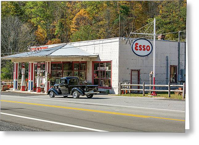 Sharp's Country Store Greeting Card