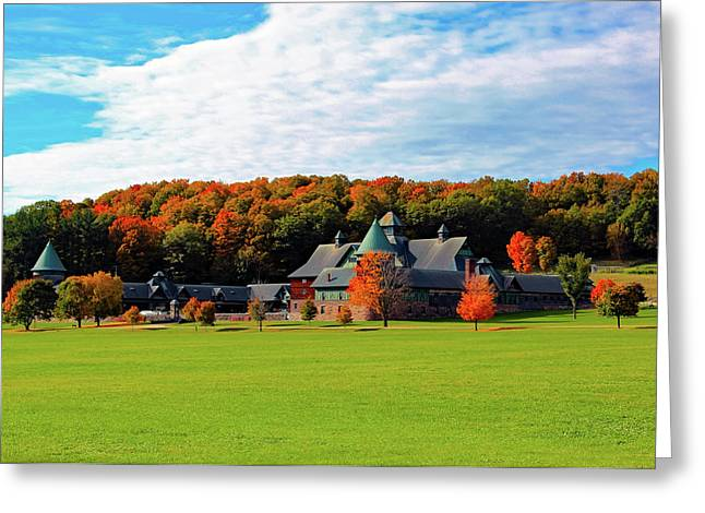 Shelburne Farm Vermont Greeting Card