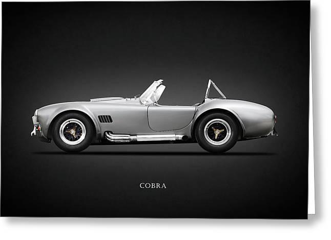 Shelby Cobra 427 Sc 1965 Greeting Card