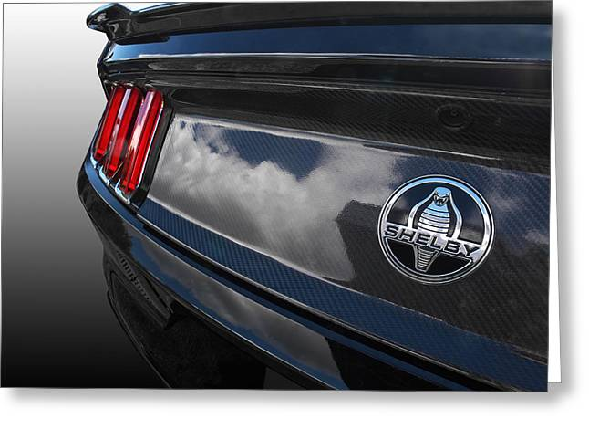Shelby Detail 2015 Greeting Card