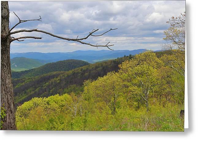 Shenandoah National Park Greeting Card