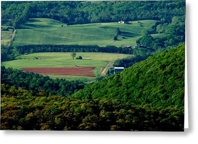 Shenandoah Valley 2 Greeting Card