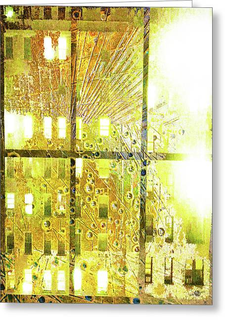 Shine A Light Greeting Card