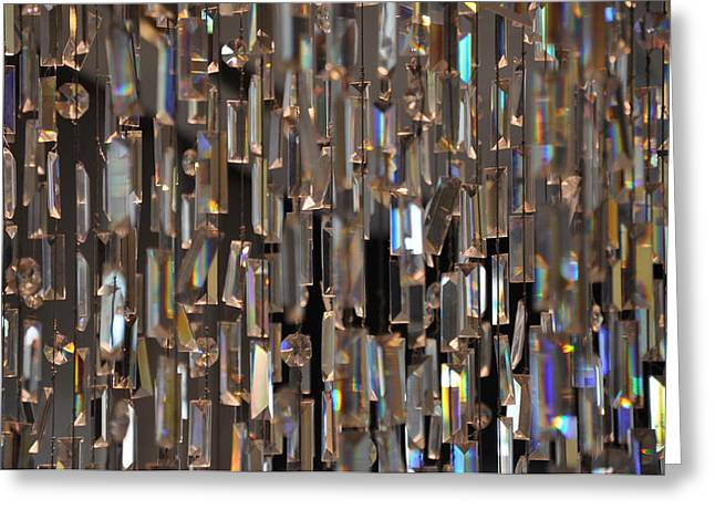 Shiny Object Syndrome Greeting Card by Greg McDonald