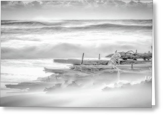 Shipwreck Greeting Card