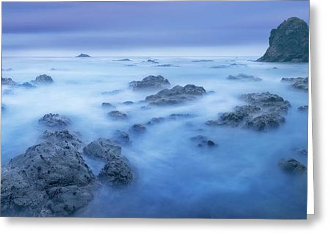 Shores Of Neptune - Craigbill.com - Open Edition Greeting Card