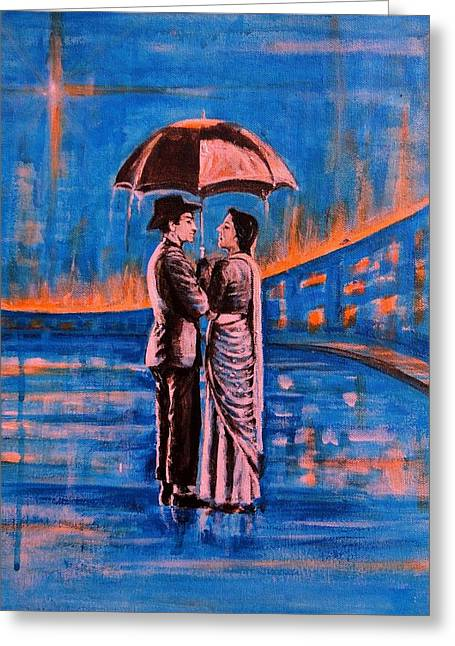 Shree 420 Greeting Card