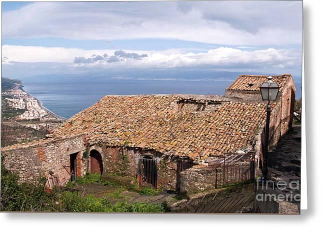 Sicilian Forgotten Sound Greeting Card