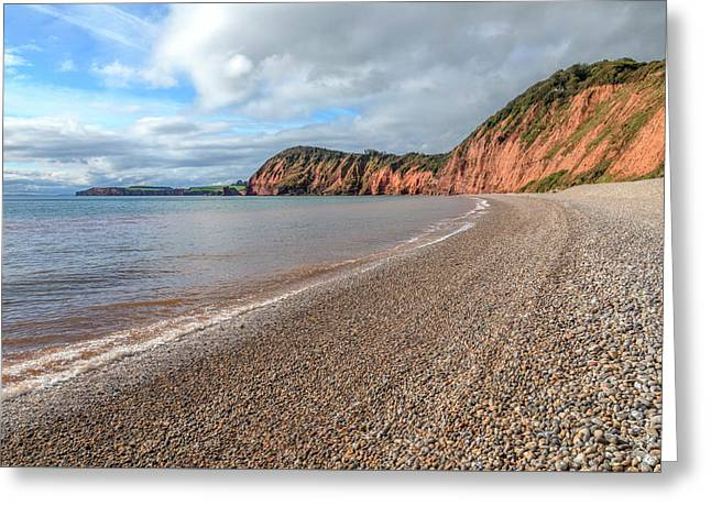 Sidmouth - England Greeting Card