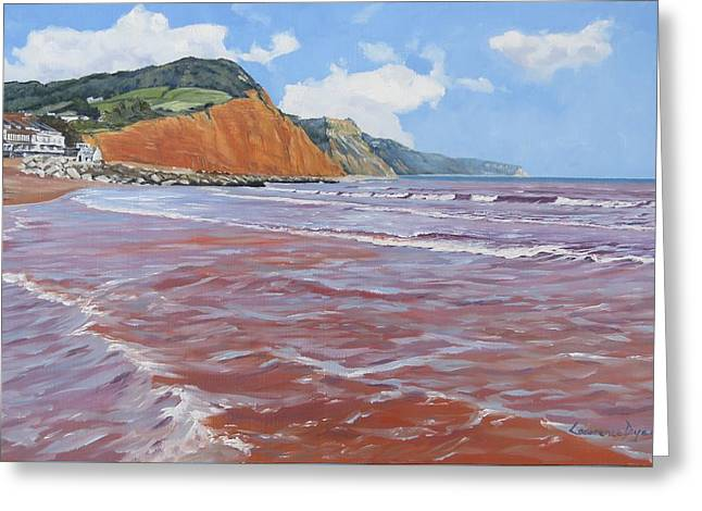 Sidmouth Greeting Card