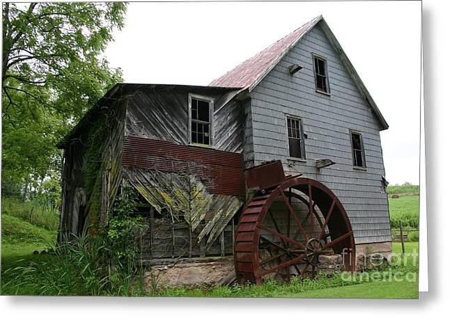 Silverlake Mill Greeting Card