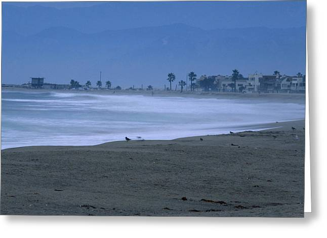 Silverstrand Beach Greeting Card by Soli Deo Gloria Wilderness And Wildlife Photography
