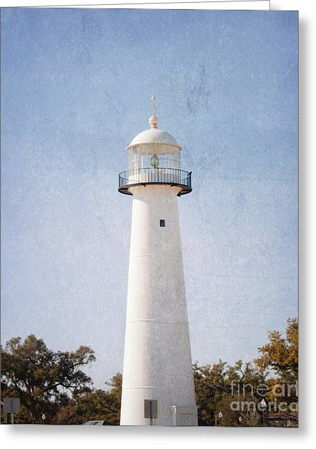 Simply Lighthouse Greeting Card