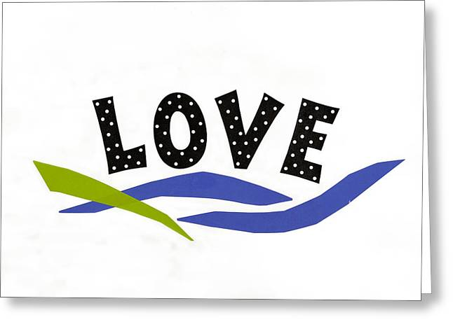 Simply Love Greeting Card