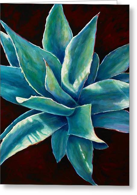 Simply Succulent Greeting Card