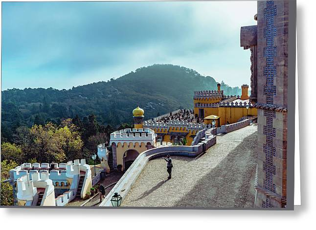 Sintra Views Greeting Card
