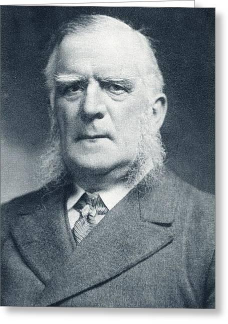 Sir Edward Clarke Qc 1841 To 1931 Greeting Card