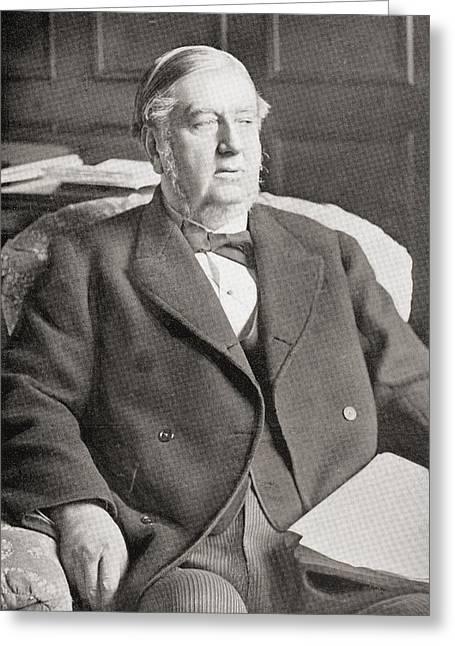Sir William George Granville Venables Greeting Card by Vintage Design Pics
